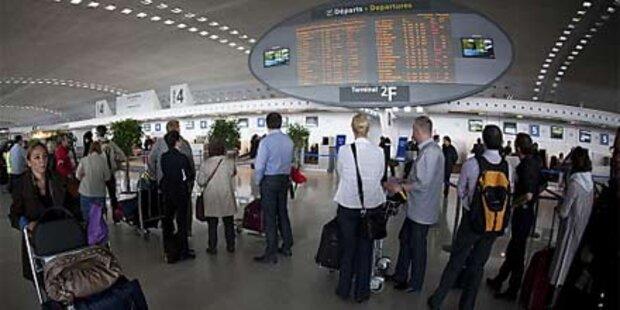 Passagier witzelte über Bombe - Flugverbot