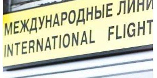 Tumulte am größten russischen Flughafen