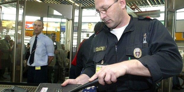 Terror-Alarm am Airport Schwechat