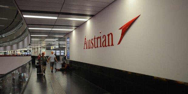 Flughafen Wien rechnet mit 70% Rückgang