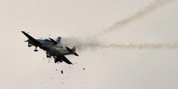 Wieder tödlicher Unfall bei Flugschau