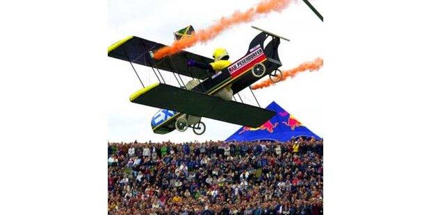 Red Bull Flugtag: Angriff der Überflieger
