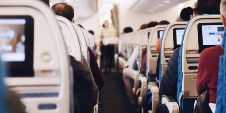 Jeder Zweite hat Probleme beim Flug