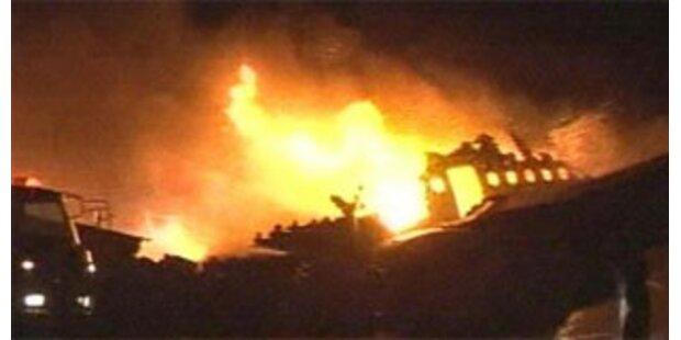 Dutzende Tote bei Flugzeug-Unglück im Sudan