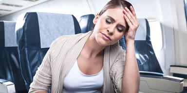 So verbreiten sich Viren im Flugzeug