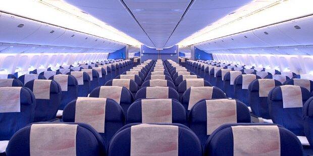 Zehnjährige stirbt an Bord eines Flugzeugs