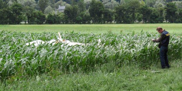 Kleinflugzeug in Tirol abgestürzt: Ein Toter