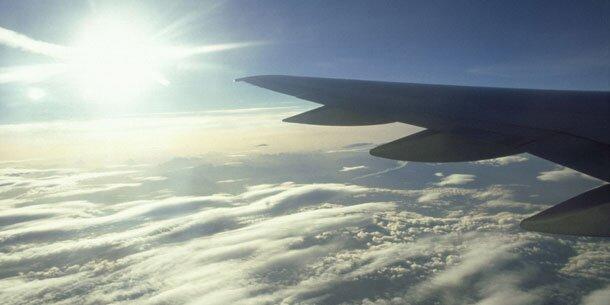 Pazifik-Flüge besonders umweltschädlich