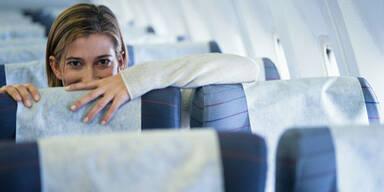 Im Flugzeug lauern gefährliche Bakterien