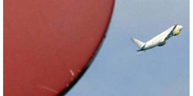 Flugzeug verlor nach Abflug Teil der Tragfläche
