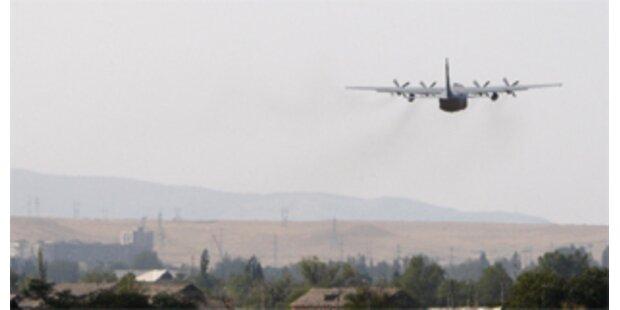 Sechs Tote bei Flugzeugabsturz in Südafrika