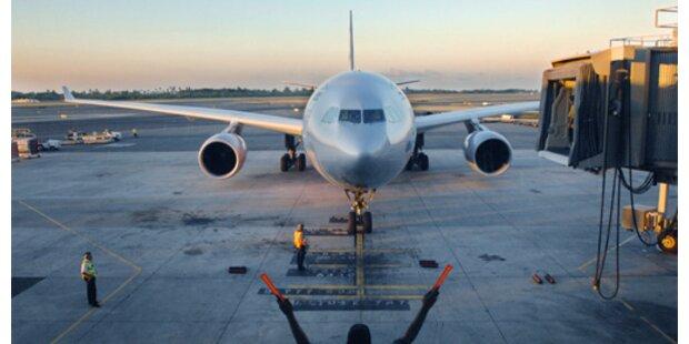 Schweiß-Passagier erhält Schadenersatz