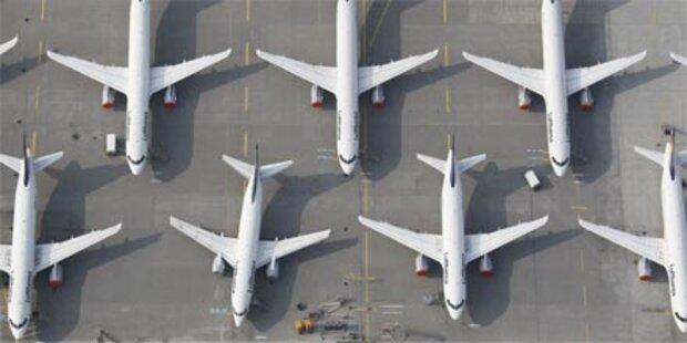 Europas Luftraum sperrt wieder auf