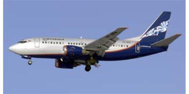 Schwere Sicherheitsmängel bei Aeroflot