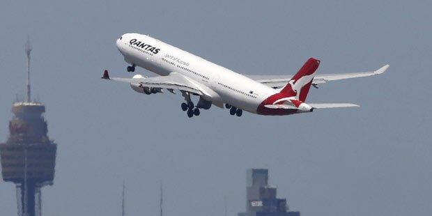 Bombendrohung: Flugzeug evakuiert