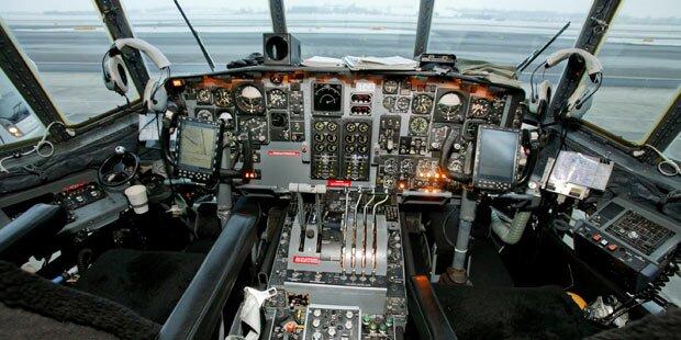 Flugzeug wegen iPad fast abgestürzt