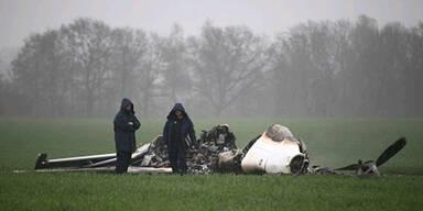 Flugzeugabsturz in Niedersachen: vier Tote