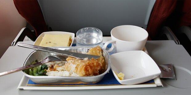 Diese Airlines haben das beste Essen
