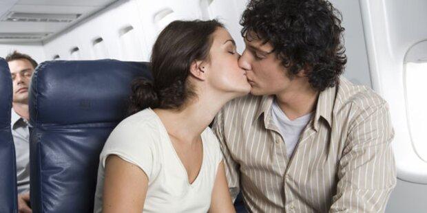 Was nervt im Flugzeug am meisten?