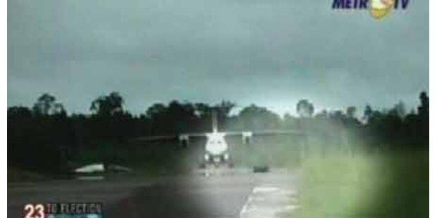 Hund bringt Flugzeug in Turbulenzen