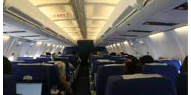 Porno-Filter in Flugzeugen gestartet