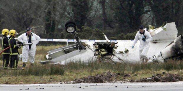 Mehrere Tote bei Flugzeugcrash in Irland