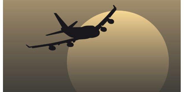 Mutiger Passagier landete Flugzeug