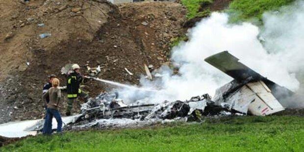 2 Tote bei Flugzeugabsturz im Mühlviertel