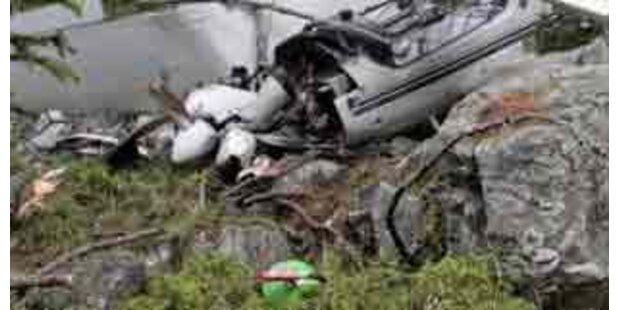 Flugzeug mit Fallschirmspringern in USA abgestürzt