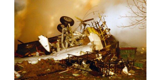 Vereisungen mögliche Ursache bei Flugzeug-Absturz in USA