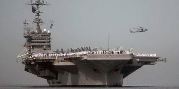 Navy versteigert Flugzeugträger online