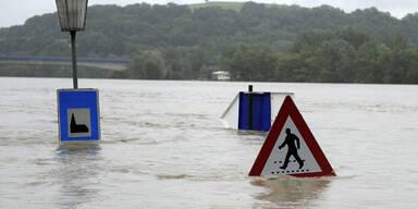 Jahrhundertflut erreicht NÖ und Wien