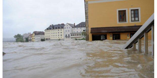 Polit-Streit um lahmen Hochwasserschutz