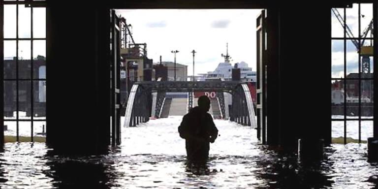 Überschwemmungen in Griechenland