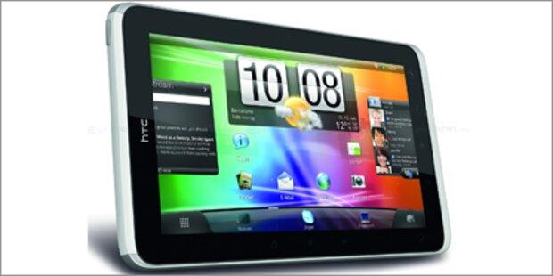 Verkaufsstart für HTCs Tablet-PC