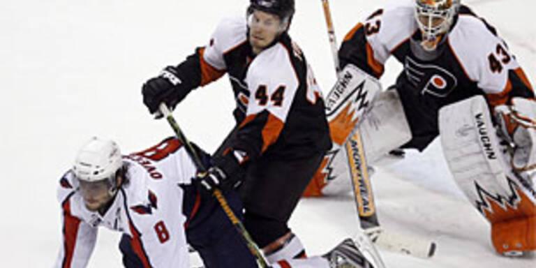 Flyers zittern sich ins Conference-Halbfinale