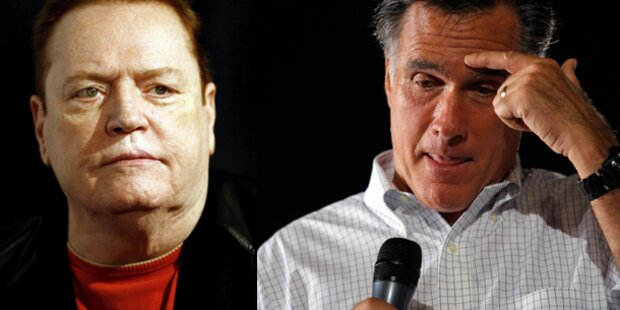 Flynt: 1 Million für Romneys Steuerdaten