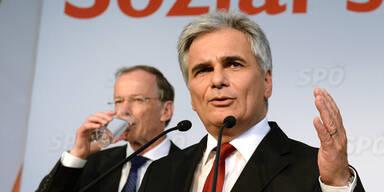 SPÖ wieder auf Platz 1