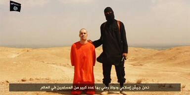IS-Terroristen enthaupten US-Journalisten