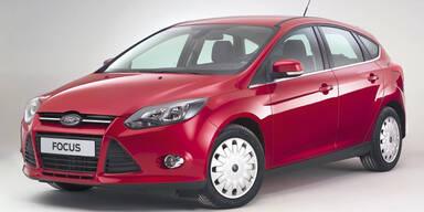 Ford Focus Econetic braucht nur 3,5 Liter
