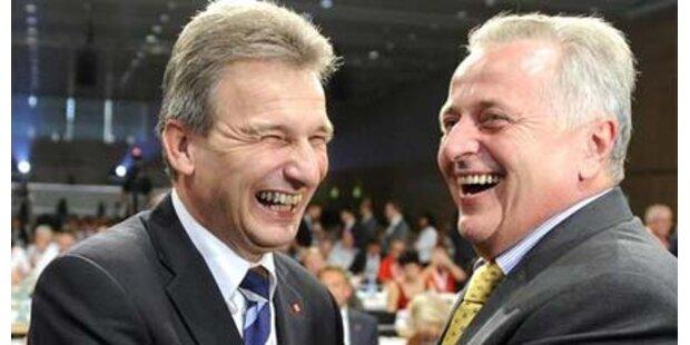 Foglar zu neuem ÖGB-Präsidenten gewählt
