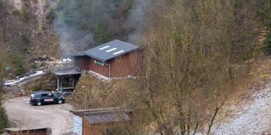 Explosion am Schießstand: Schwerverletzte in OÖ