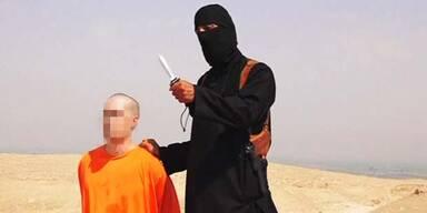 Geheimdienst identifiziert Foleys Henker