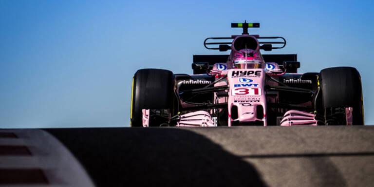 Formel-1-Hammer: Force India vor Aus?