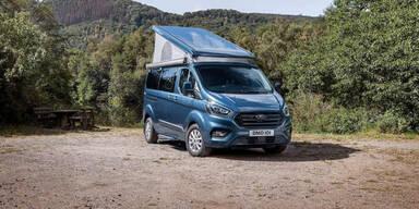 """Ford rüstet seinen Camper """"Nugget Plus"""" auf"""