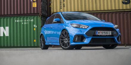 Kompaktsportler Ford Focus RS im Test