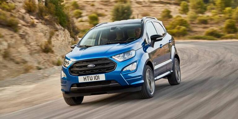 """Der """"neue"""" Ford EcoSport im Test"""
