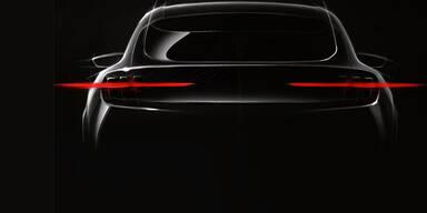 Neuer Elektro-Ford setzt auf Mustang-Optik
