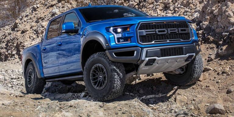 Ford und GM setzen Pick-ups unter Strom