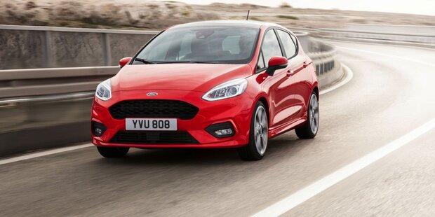 Neuer Ford Fiesta ist attraktiv gepreist